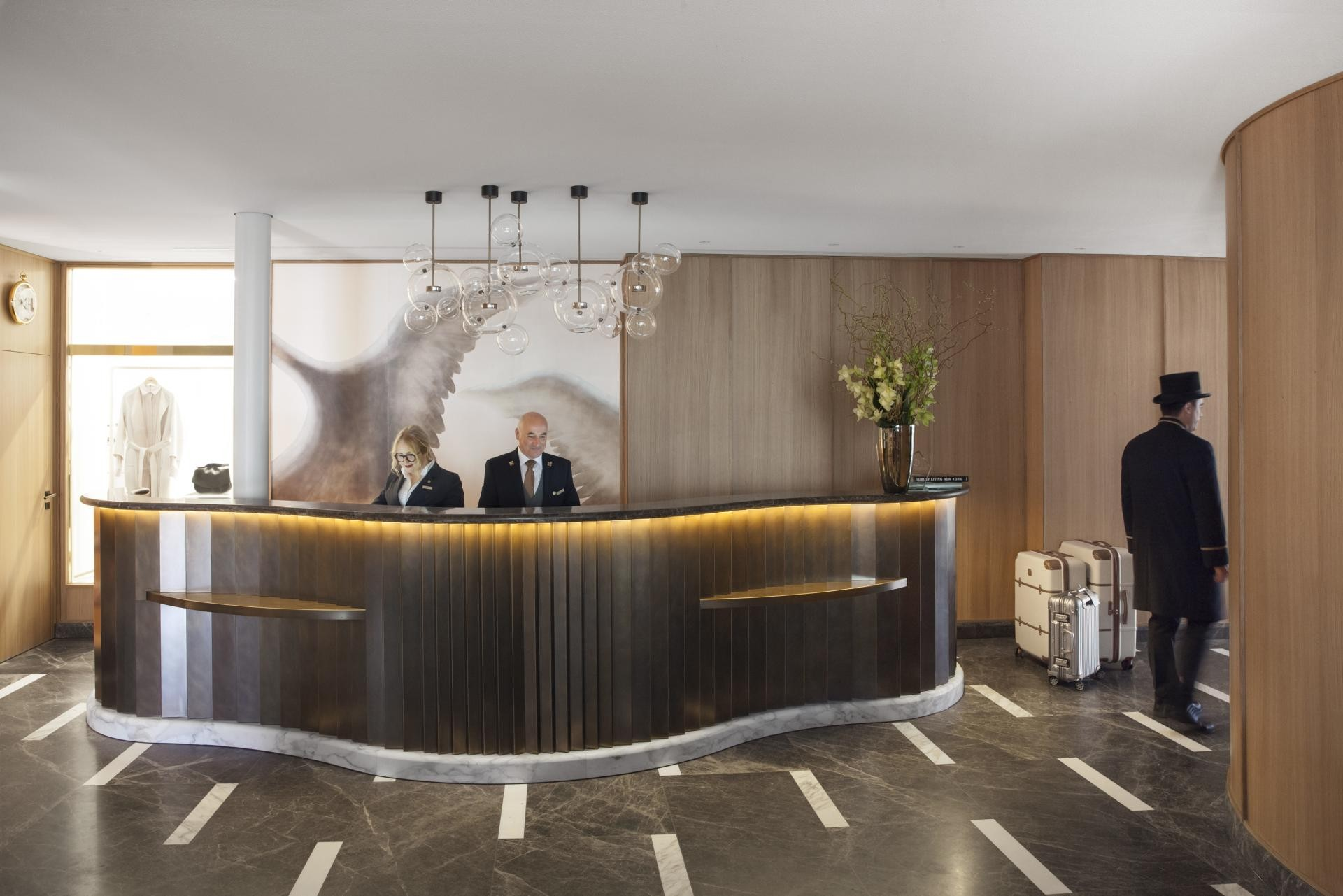 Concierge Storchen Zurich